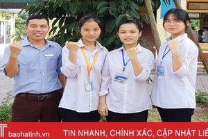 Hà Tĩnh giành 3 giải nhất cuộc thi 'An toàn giao thông cho nụ cười ngày mai'