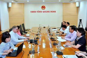 UBND tỉnh làm việc với Tham tán thương mại Đại sứ quán Đan Mạch tại Việt Nam