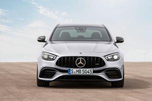 Mercedes-AMG E 63 S được làm mới thiết kế, thêm công nghệ