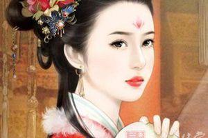 5 hoàng hậu đẹp nhất Trung Hoa khiến các bậc đế vương mê mẩn