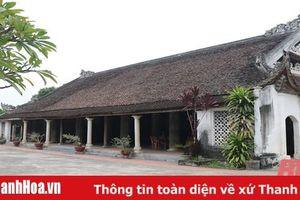 Đình Động Bồng – công trình kiến trúc tiêu biểu thời Nguyễn