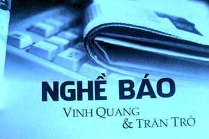 Tính chiến đấu của Báo chí Cách mạng Việt Nam và bản lĩnh, trách nhiệm người làm báo