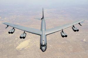 Mỹ điều pháo đài bay B-52H áp sát bán đảo Triều Tiên giữa lúc căng thẳng