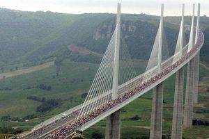 Điểm danh 8 cây cầu dài nhất thế giới