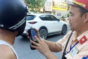 Quảng Ninh tước giấy phép lái xe 662 người do vi phạm nồng độ cồn