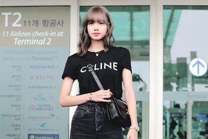 Lisa là nghệ sĩ châu Á đầu tiên xuất hiện trên Instagram của CELINE
