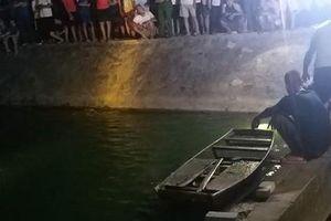 Hà Tĩnh: Hai cha con đi câu cá bị đuối nước thương tâm