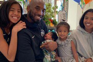 Người hâm mộ xúc động trước dòng đăng tải của vợ cố huyền thoại Kobe Bryant trong 'Ngày của cha'