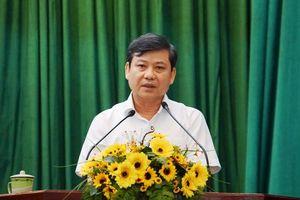 Cử tri tiếp tục hỏi Viện trưởng Lê Minh Trí vụ án Hồ Duy Hải