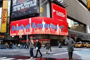 Các ngân hàng Mỹ đang bơi trong hàng nghìn tỷ USD tiền mặt