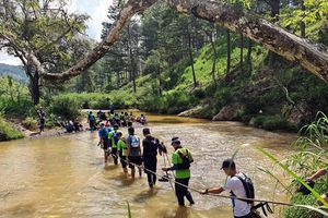 Vận động viên bị lũ cuốn tử vong trên đường chạy marathon tại Đà Lạt