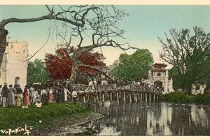 Ảnh để đời về Hà Nội của huyền thoại nhiếp ảnh Võ An Ninh