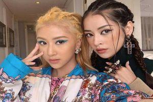 Chi Pu và Quỳnh Anh Shyn từng thân thiết trước tin đồn 'cạch mặt'