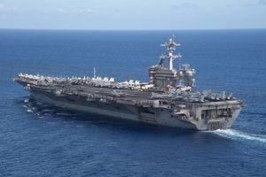 Triển khai tàu sân bay tại cửa ngõ Biển Đông, Hải quân Mỹ đang 'chọc giận' Bắc Kinh?