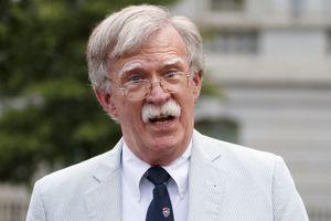 Cựu Cố vấn An ninh Quốc gia Mỹ Bolton tuyên bố bỏ phiếu cho ứng viên Dân chủ Biden