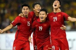 Thêm một đội bóng mạnh của châu Á muốn so tài với tuyển Việt Nam