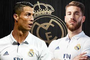 Real không được phép để Ramos đi vào 'vết xe đổ' của Ronaldo