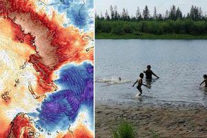 Thành phố lạnh nhất thế giới vừa trải qua ngày nóng kỷ lục chưa từng có trong lịch sử