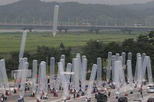 Căng thẳng đang leo thang, Triều Tiên lại hứng đợt truyền đơn mới từ Hàn Quốc