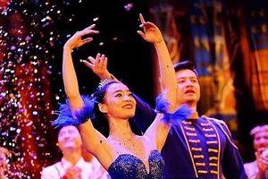 Nghệ sĩ múa Thu Huệ - niềm tự hào của ba-lê Việt Nam