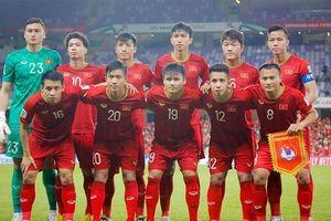 Đội tuyển Việt Nam sẽ đá giao hữu với đội tuyển Kyrgyzstan vào tháng 10