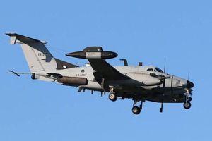 Máy bay trinh sát lượn quanh bán đảo Triều Tiên