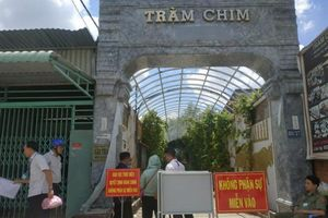 Tiếp tục cưỡng chế Gia Trang quán- Tràm Chim resort
