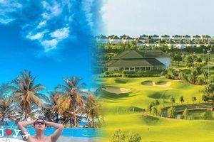 8 resort cao cấp ven biển, gần sân golf: Xứng danh là thiên đường nghỉ dưỡng, hoàn hảo để các golfer tận hưởng những phút giây thư giãn bên gia đình