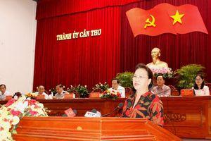 Chủ tịch Quốc hội trả lời cử tri vụ án Hồ Duy Hải