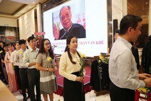 Học trò tưởng niệm 5 năm ngày mất cố GS.TS Trần Văn Khê