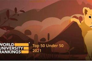 Đại học Quốc gia Hà Nội lọt Top 101 - 150 trường đại học trẻ tuổi chất lượng giáo dục hàng đầu thế giới