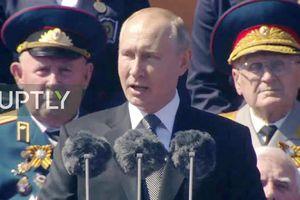 Nga duyệt binh quy mô lớn mừng kỷ niệm 75 năm Ngày Chiến thắng