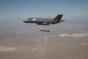 Mỹ công bố hình ảnh thử nghiệm F-35 thả bom hạt nhân nguy hiểm bậc nhất trong kho vũ khí