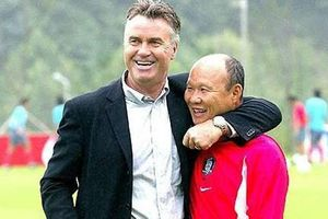 HLV Park: Kinh nghiệm cùng Guus Hiddink đã giúp ích cho tôi tại Việt Nam'
