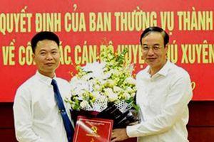 Huyện Phú Xuyên - Hà Nội có tân Chủ tịch mới
