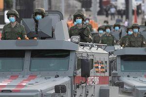 Nga duyệt binh kỷ niệm 75 năm Ngày Chiến thắng phát xít