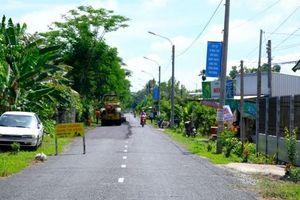 Dốc toàn lực xây dựng xã nông thôn mới nâng cao