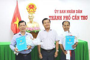 Bổ nhiệm nhân sự, lãnh đạo mới ở Bắc Giang, Gia Lai, Cần Thơ