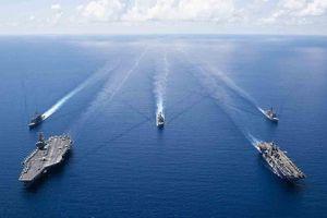 Tướng không quân Mỹ: Không ngại Trung Quốc ở Biển Đông