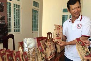 Cà-phê 'Đăk Hà' nhận Văn bằng bảo hộ chỉ dẫn địa lý