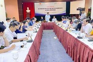 Hội thảo chính sách, pháp luật về cai nghiện ma túy và phòng, chống HIV/AIDS