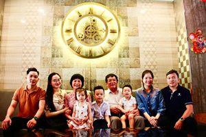 Nét đẹp gia đình đa thế hệ