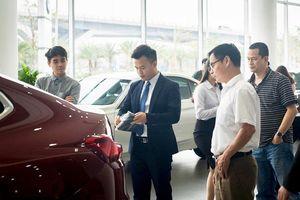 Mua ô tô nhưng chậm đăng ký sẽ bị xử phạt bao nhiêu?