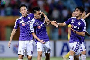 Ngày này năm xưa: Hà Nội FC tạo nên lịch sử ở AFC Cup