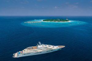 Cận cảnh siêu du thuyền lớn nhất thế giới có giá thuê 4 triệu USD/tuần