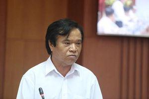Giám đốc Sở Tài chính Quảng Nam nộp đơn xin nghỉ việc