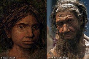 Công nghệ ADN giúp tái hiện bộ dạng họ hàng của con người từ thời tiền sử