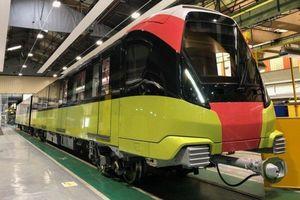 Dự án Nhổn - ga Hà Nội sản xuất xong 3 đoàn tàu, sẽ về nước vào cuối năm