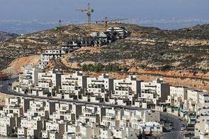 Quốc tế phản đối Israel sáp nhập Bờ Tây