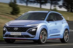 Hyundai Kona N - mẫu crossover hiệu năng tuyệt đỉnh